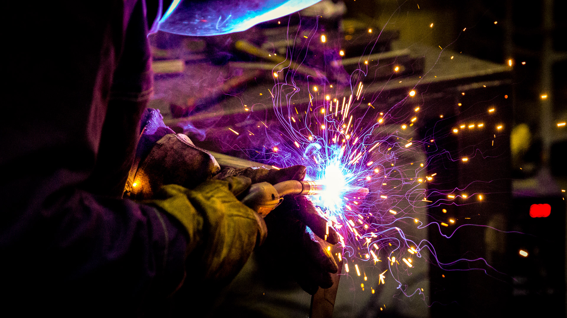 Perfolux metal fabrication, Metal Welding Operations