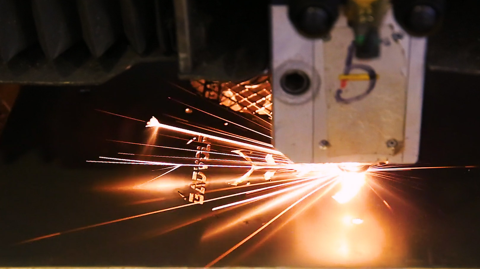 Perfolux metal fabrication, laser cutting